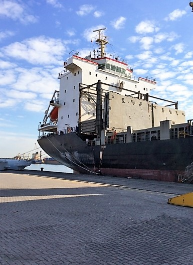 Full vessel project cargo to Persian Gulf